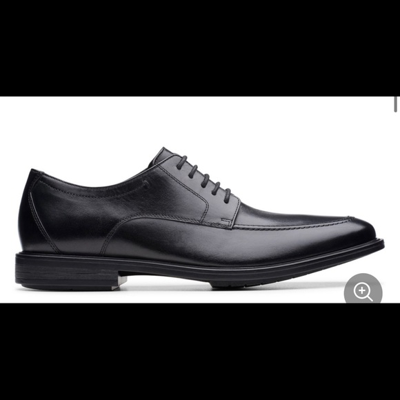 New Clark's Bostononian hampshire lace shoes Sz 10